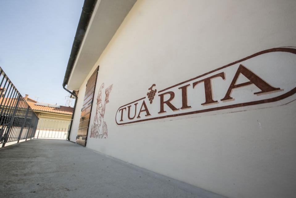 图丽塔酒庄Tua Rita