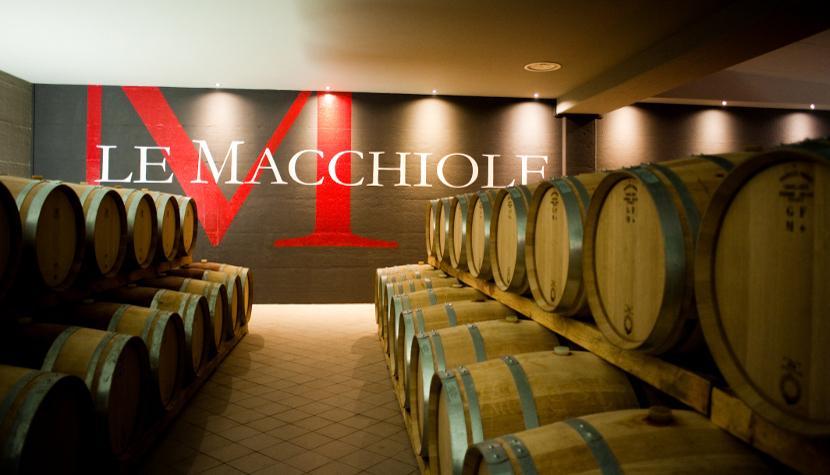玛奇奥酒庄 Le Macchiole