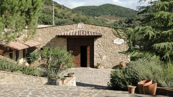 奇雅酒庄Ciacci Piccolomini d'Aragona