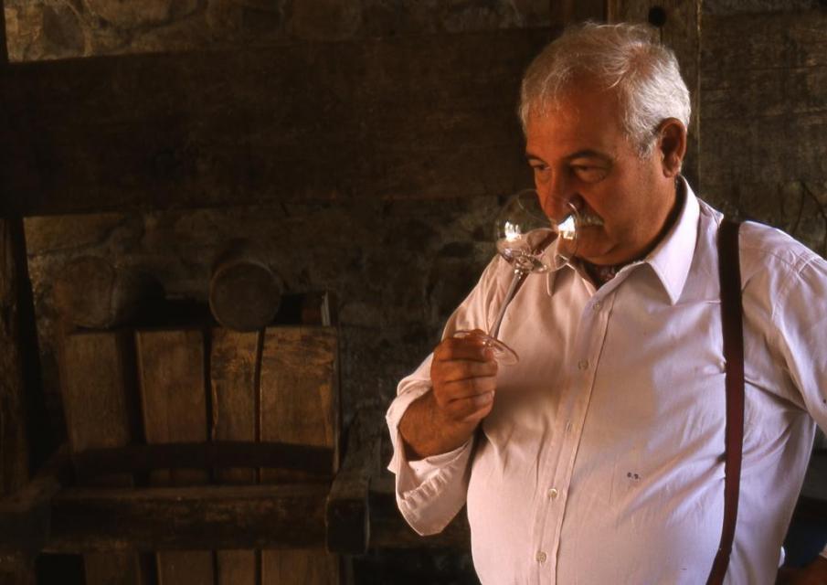 索得拉酒庄Soldera