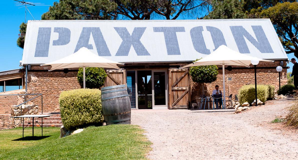 帕克斯顿酒庄Paxton