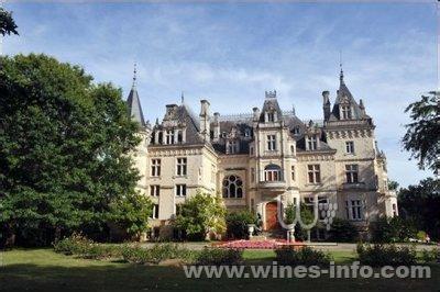 科莱蒙-比雄酒庄Chateau Clement-Pichon