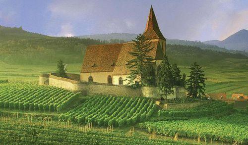 欧娜霍克小风车酒堡Chateau Moulin Haut Laroque