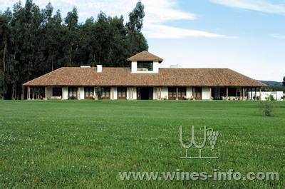 巴斯克酒庄 Vina Los Vascos