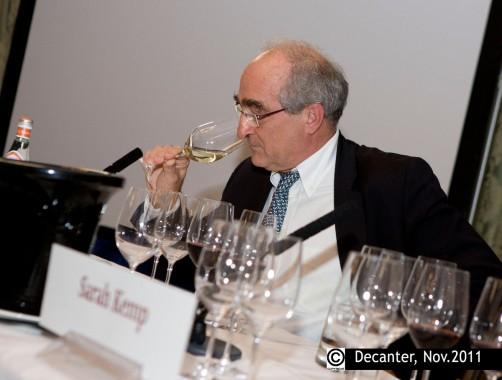 拉菲罗斯柴尔德集团下技术总监夏尔•舍瓦利耶主持《品醇客》伦敦大师班