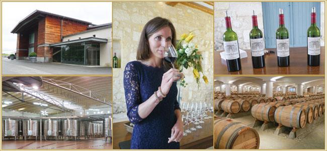 专访拉拉贡酒庄庄主兼酿酒师卡罗琳·弗雷