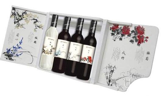 在Vinexpo和王朝葡萄酒的专家谈市场和中国葡萄酒产区