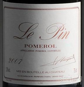 世界顶级葡萄酒——2009里鹏酒庄干红葡萄酒