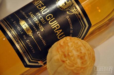 波尔多酒庄:苏玳品酒记录