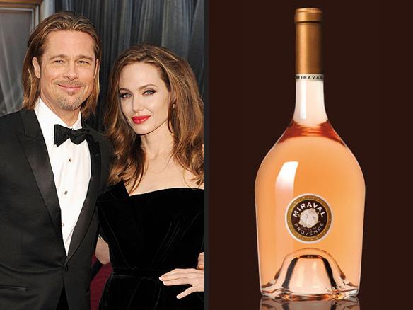 2013年份朱莉-皮特桃红酒即将上市,博卡斯特尔酒庄的Perrin家族负责其酒庄酿酒工作