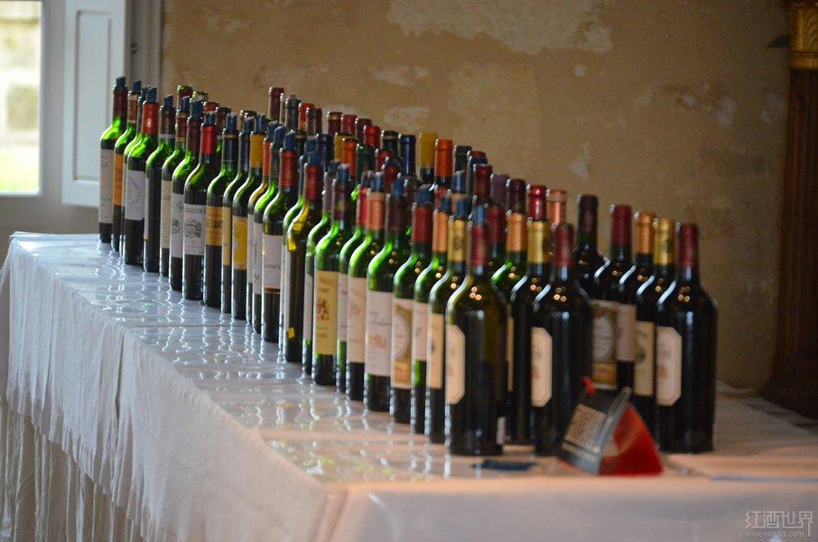 2013年波尔多期酒会接近尾声 靓次伯酒庄定价合理