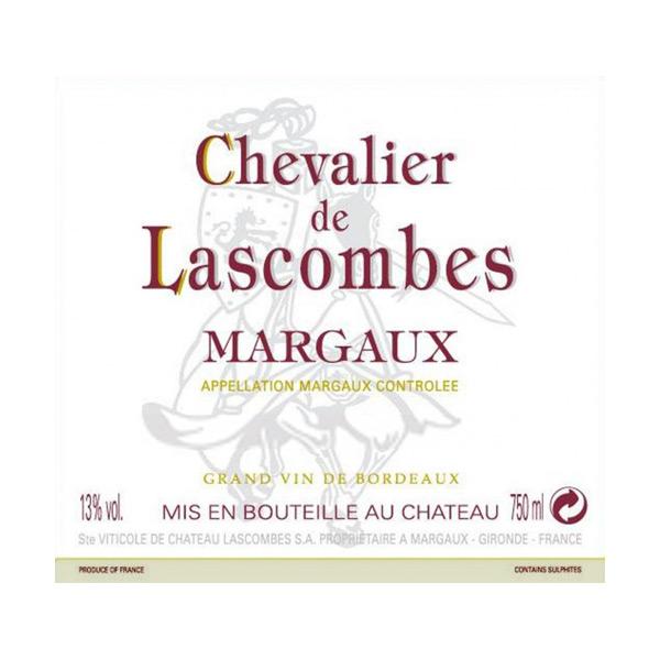 力士金酒庄副牌干红Chevalier de Lascombes