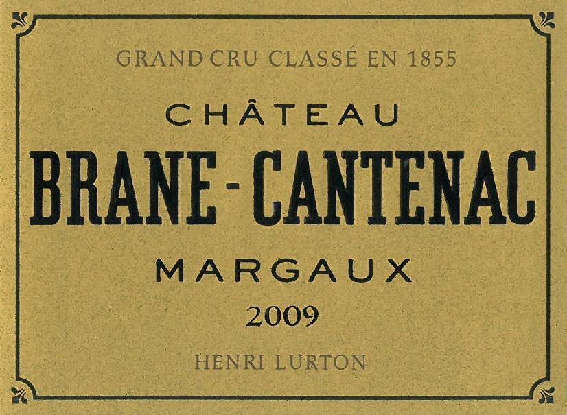 布莱恩•康特纳酒庄干红Chateau Brane-Cantenac