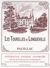 碧尚男爵副牌干红Les Tourelles de Longueville