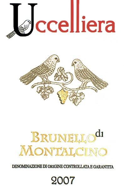 乌鹊布鲁奈罗干红Uccelliera Brunello di Montalcino