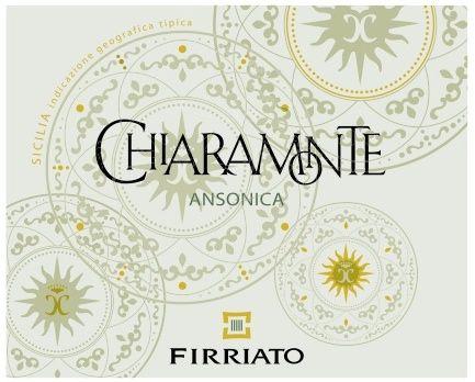 菲维亚托齐拉蒙特安索尼卡干白 Firriato Chiaramonte Ansonica
