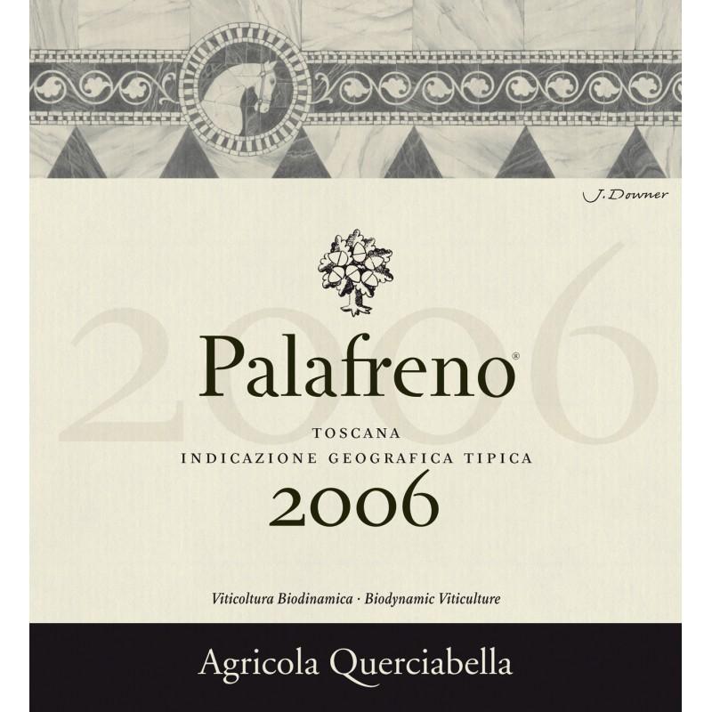 嘉斯宝来巴拉芬奴干红Agricola Querciabella Palafreno Toscana