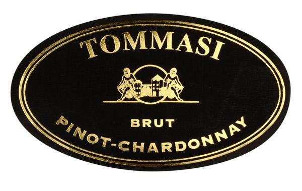 托马斯皮诺霞多丽起泡Tommasi Pinot Chardonnay Brut