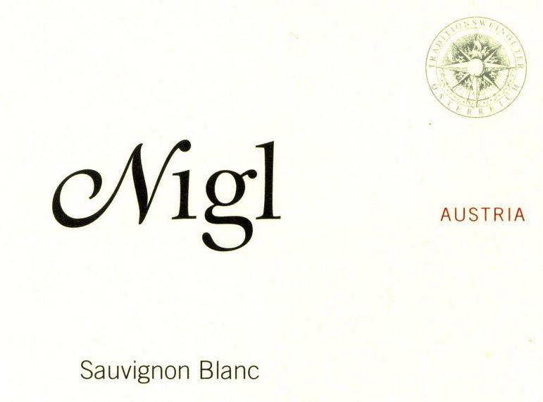 尼玖长相思干白Weingut Nigl Sauvignon Blanc