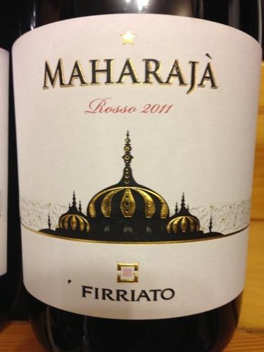 菲维亚托大君干红Firriato Maharaja