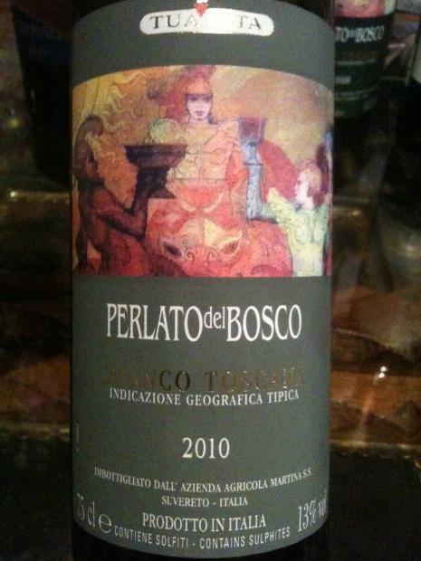 图丽塔丛林之宝干红Tua Rita Perlato del Bosco Rosso