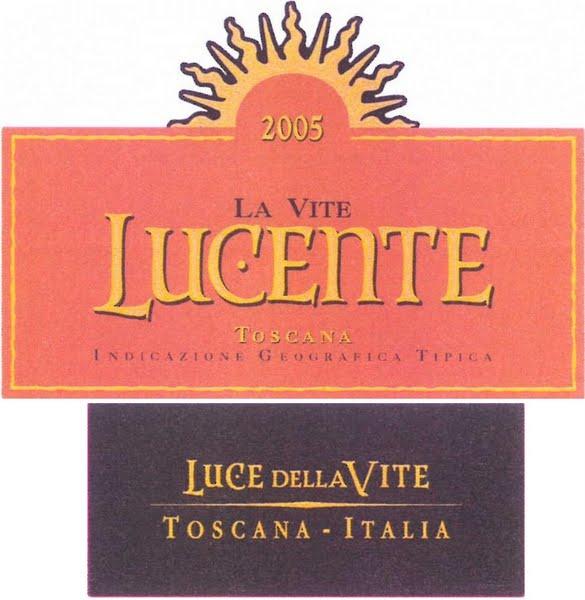露琴红葡萄酒La Vite Lucente