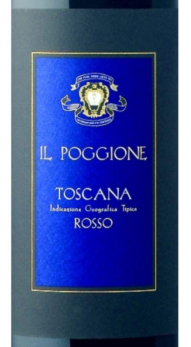 波吉欧托斯卡纳桃红Tenuta Il Poggione Rosso Toscano