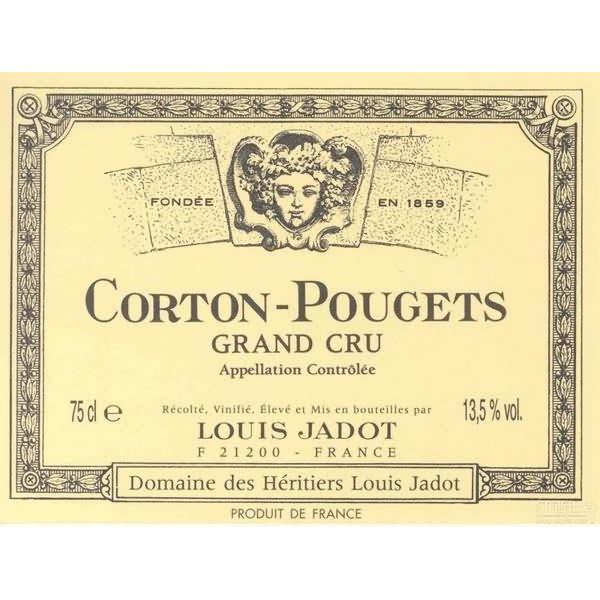 路易亚都科通普吉特园干红Louis Jadot Corton Pougets