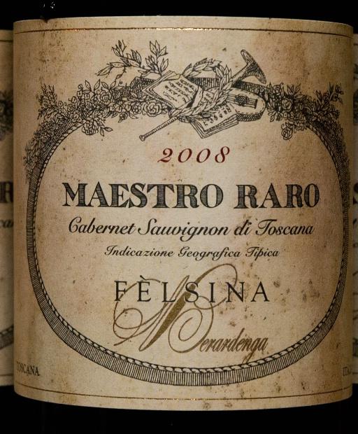 费尔西纳拉洛大师干红Felsina Berardenga Maestro Raro
