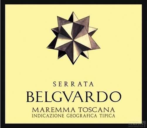 马泽世家凤都泊瓜多塞若塔干红Marchesi Mazzei Tenuta Belguardo Serrata Maremma