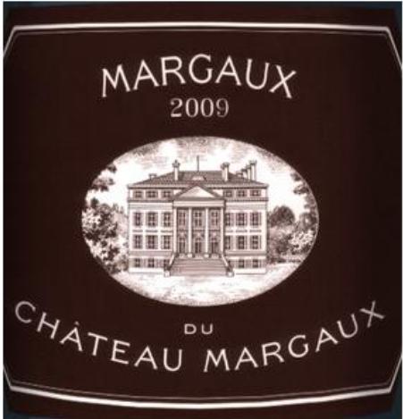 玛歌酒庄三牌干红Margaux de Chateau Margaux