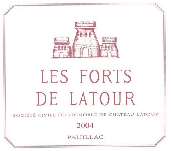 拉图堡垒干红Les Forts de Latour
