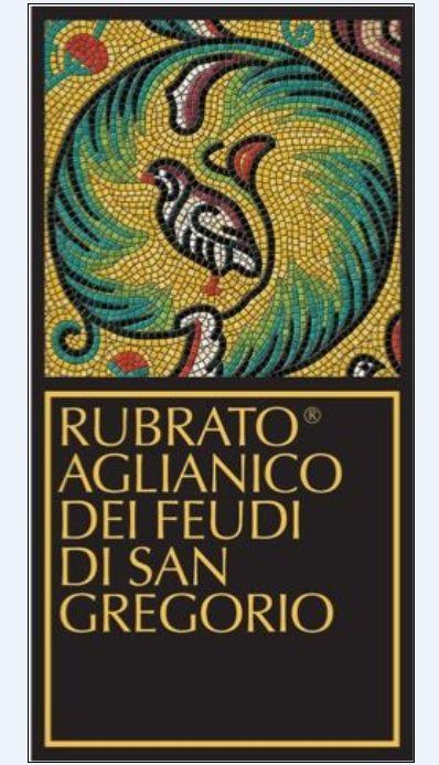 福地罗布拉托干红Feudi di San Gregorio Rubrato