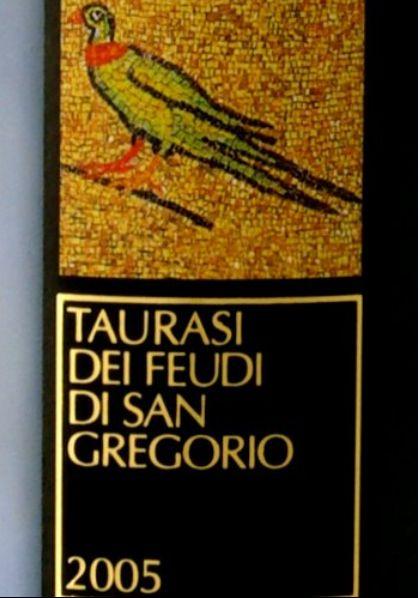 福地托拉斯干红Feudi di San Gregorio Taurasi