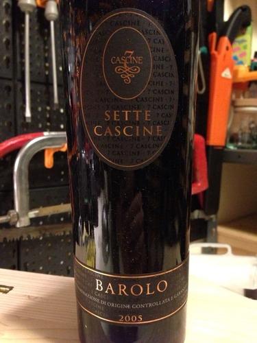 7号酒园巴罗洛干红7 Cascine Sette Cascine Barolo