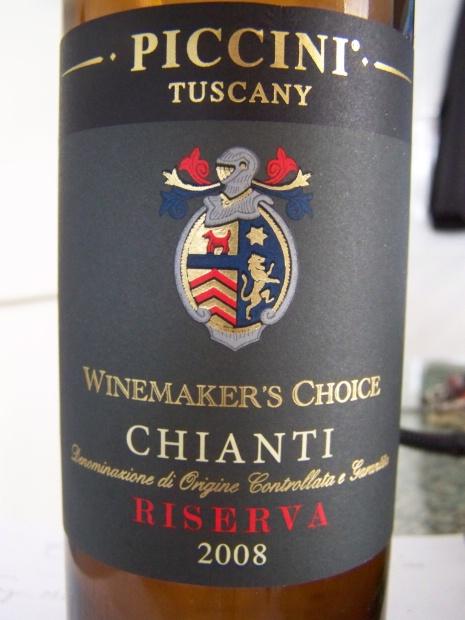 比奇尼经典基安蒂干红Piccini Chianti Classico