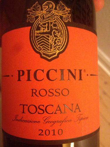 比奇尼橙色托斯卡纳干红Piccini Rosso Toscano Orange
