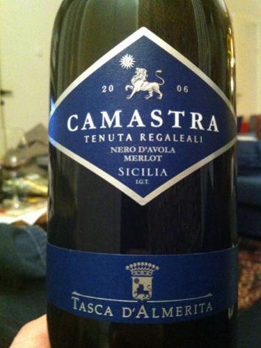 塔斯卡卡玛斯佳干红Tasca d'Almerita Camastra