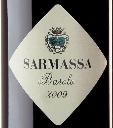 巴罗洛侯爵莎玛莎巴罗洛干红Marchesi di Barolo Barolo Sarmassa