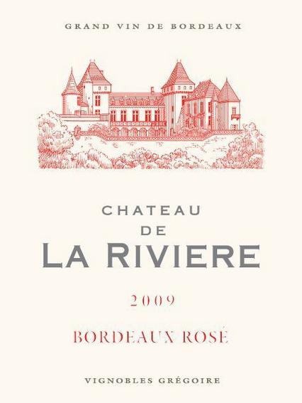 大河桃红Chateau de la Riviere Rose