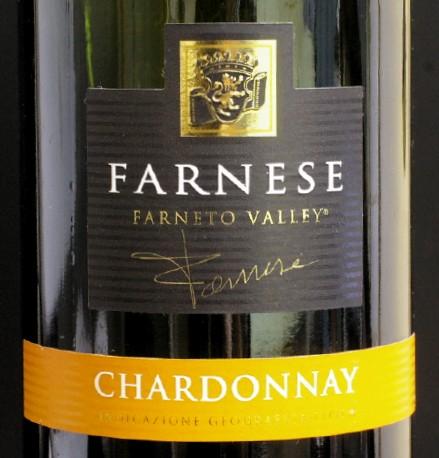 法尼丝法纳托谷霞多丽干白Farnese Farneto Valley Chardonnay