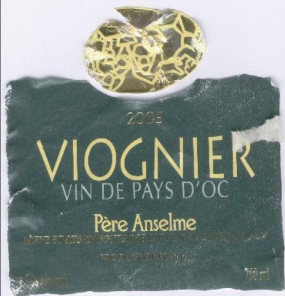 布诺特安瑟伦维欧尼干白Brotte Pere Anselme Viognier