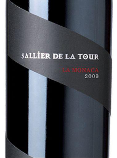 塔斯卡西拉突围拉图蒙纳卡干红Tasca d'Almerita Sallier de La Tour La Monaca
