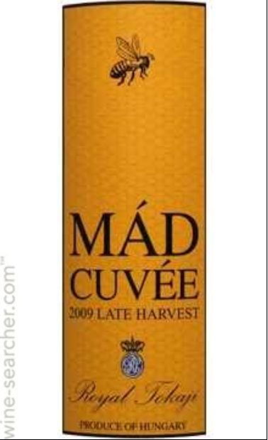 皇家托卡伊奥茨马德里特酿干白The Royal Tokaji Wine Company Ats - Mad Cuvee - Late Harvest
