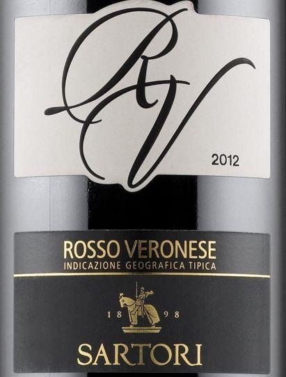 桑托利酒庄维罗纳干红Sartori RV Rosso Veronese