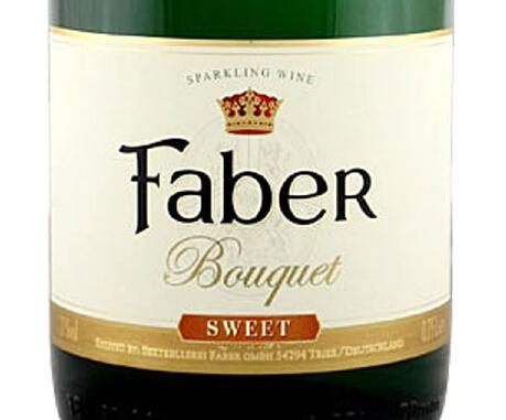 菲波金碧甜起泡Faber Bouquet