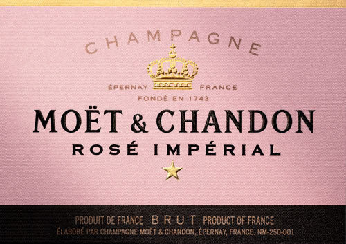 酩悦粉红香槟Moet & Chandon Rose Imperial