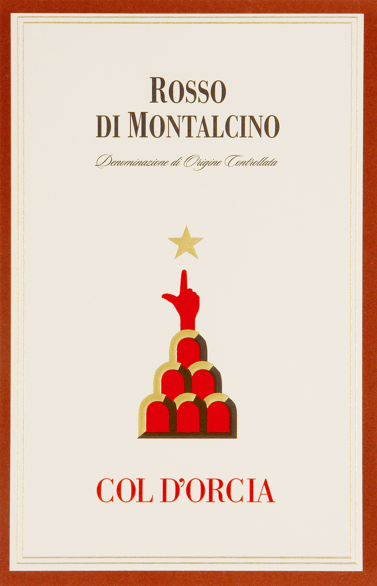 科尔多奇亚酒庄蒙帕塞诺干红Col D'Orcia Rosso di Montalcino