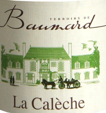 博马尔卡蕾奇干白Domaine des Baumard La Caleche