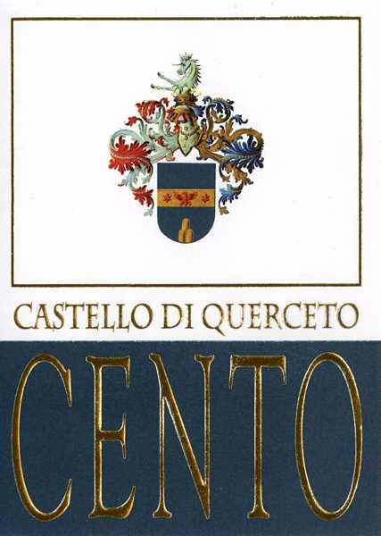 库尔切托百山干红Castello di Querceto Cento